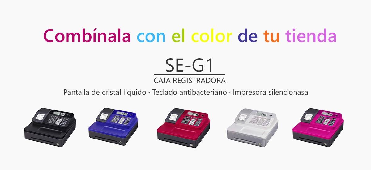 Caja registradora SE-G1